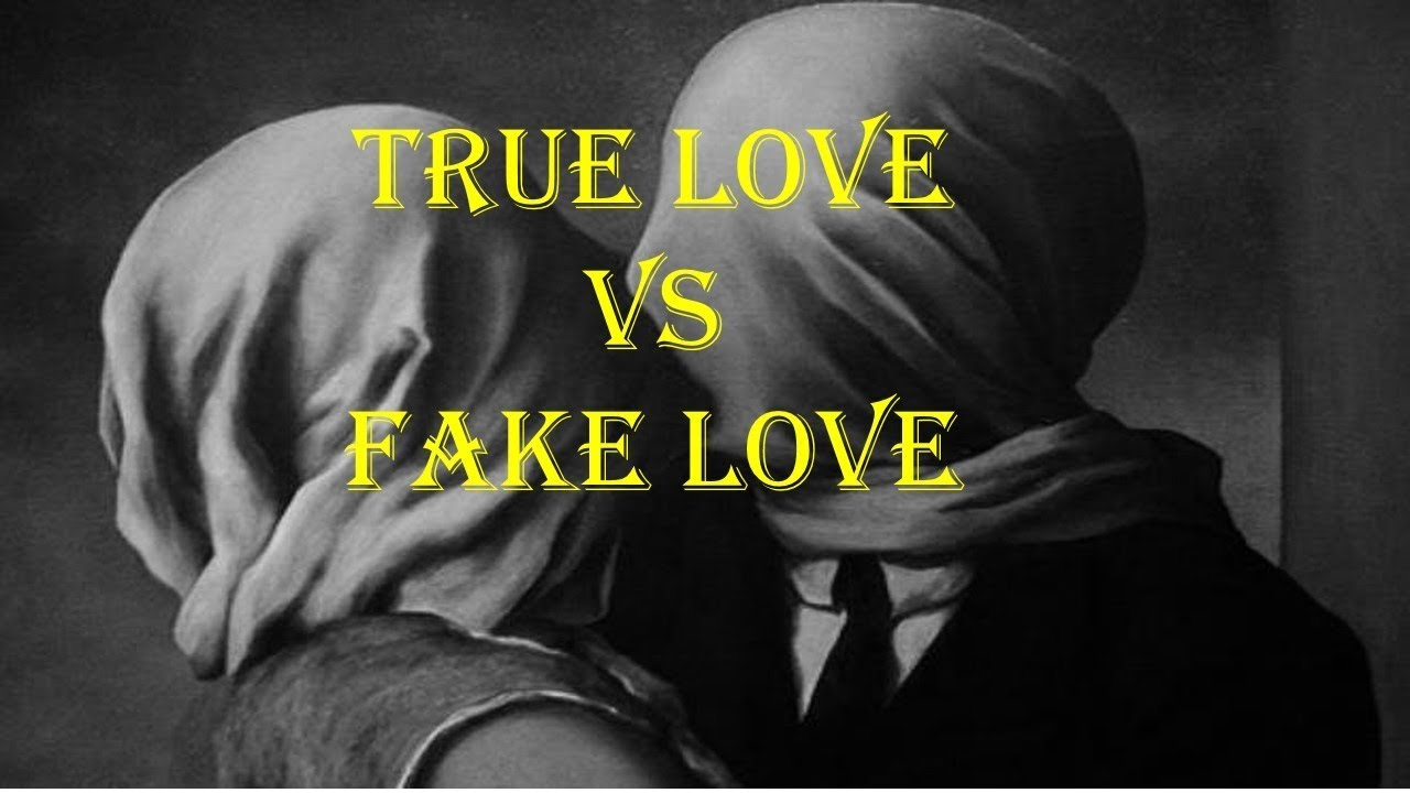 True love vs Fake Love – How to identify True  love?