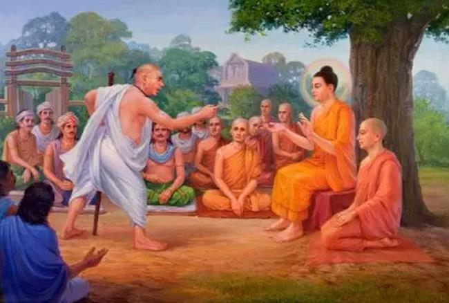 Buddha's Short Story on Abuse and criticism