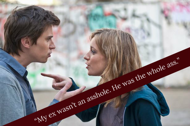 Insulting Quotes for Ex
