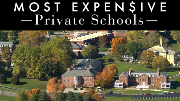 Top 5 Most Expensive Private High Schools in the USA