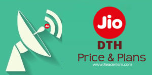 Jio DTH Connection – Price & Online Booking Details