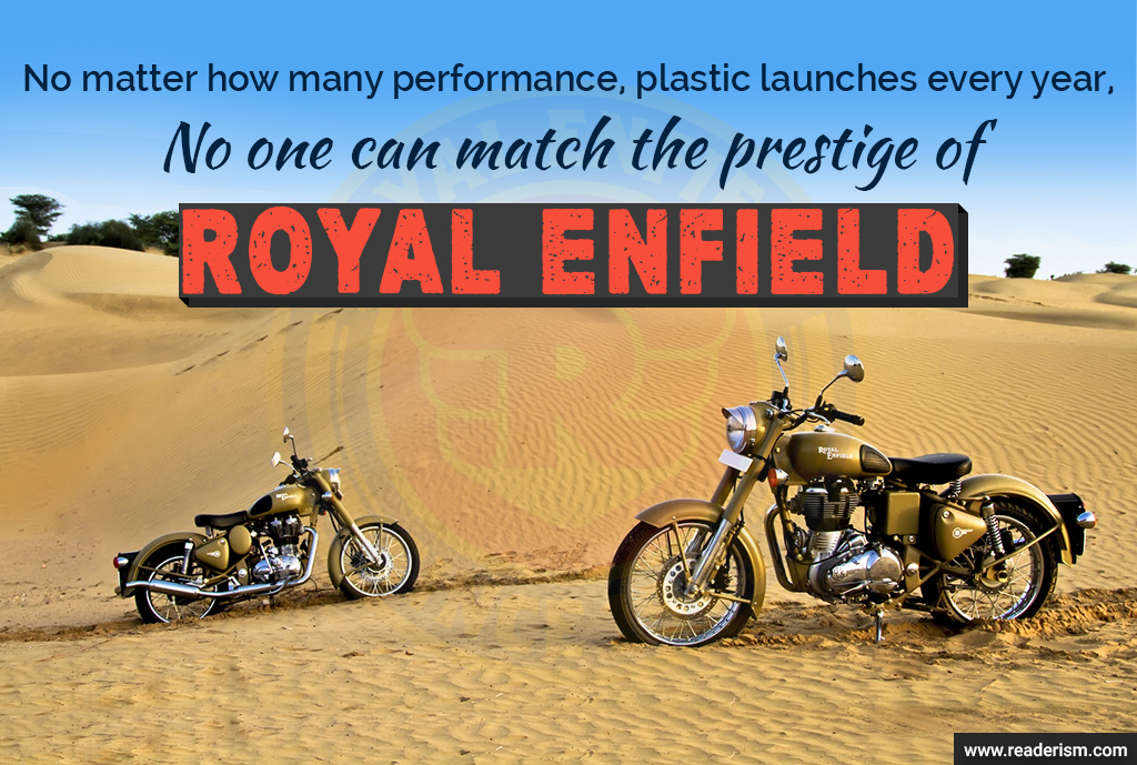 """I Love Royal Enfield Quotes"