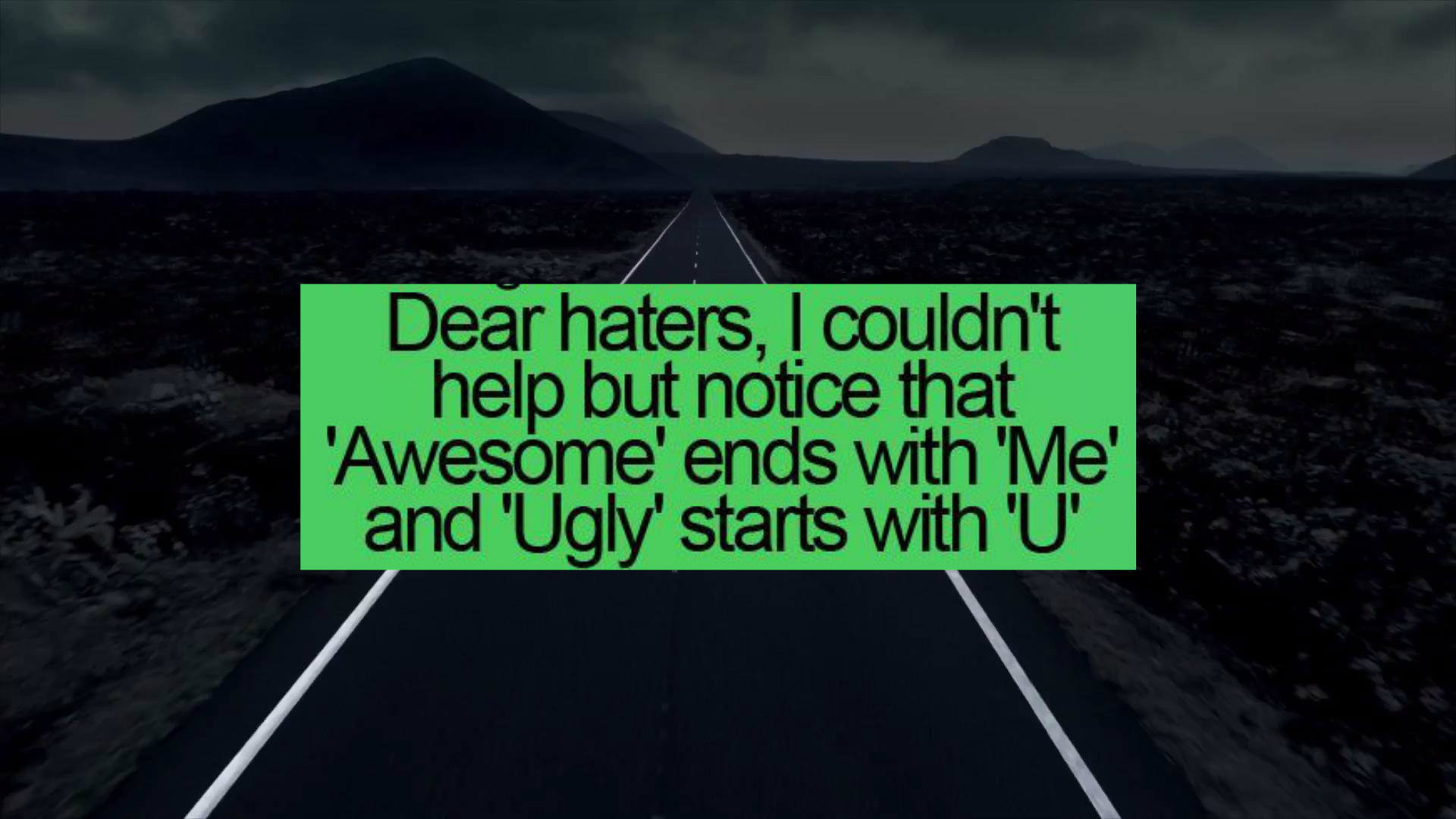 comebacks for haters quotes