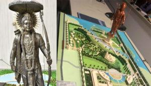 Shri Ram Statue in Ayodhya