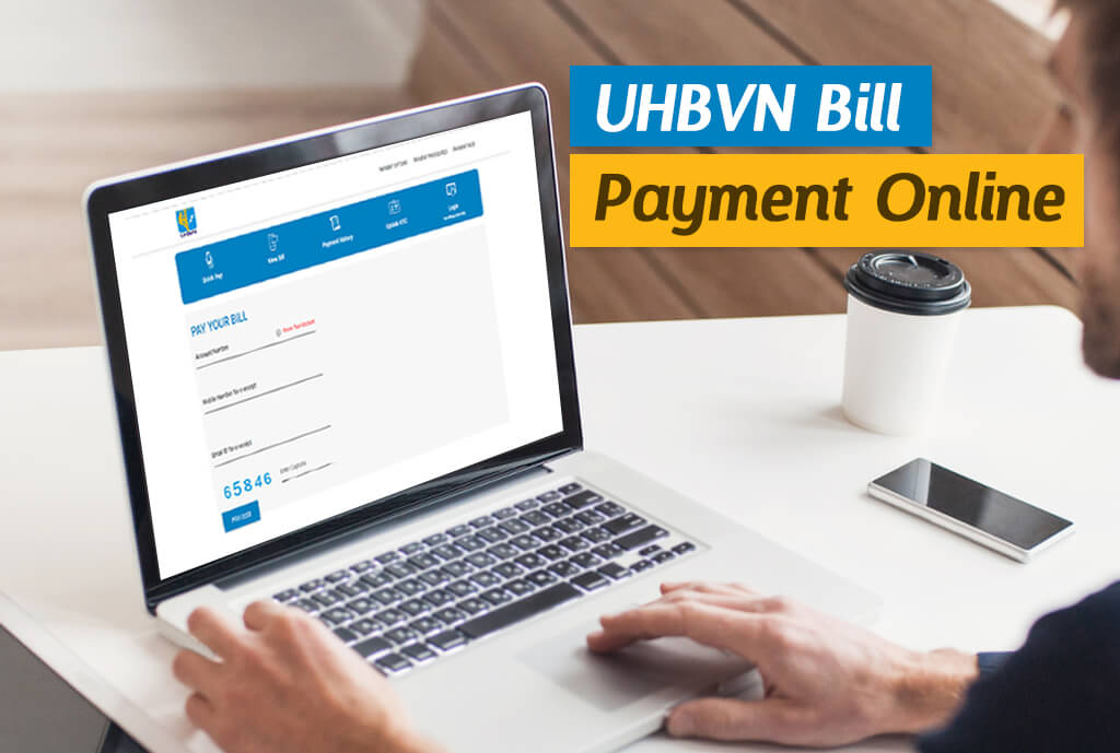 online bill payment uhbvn