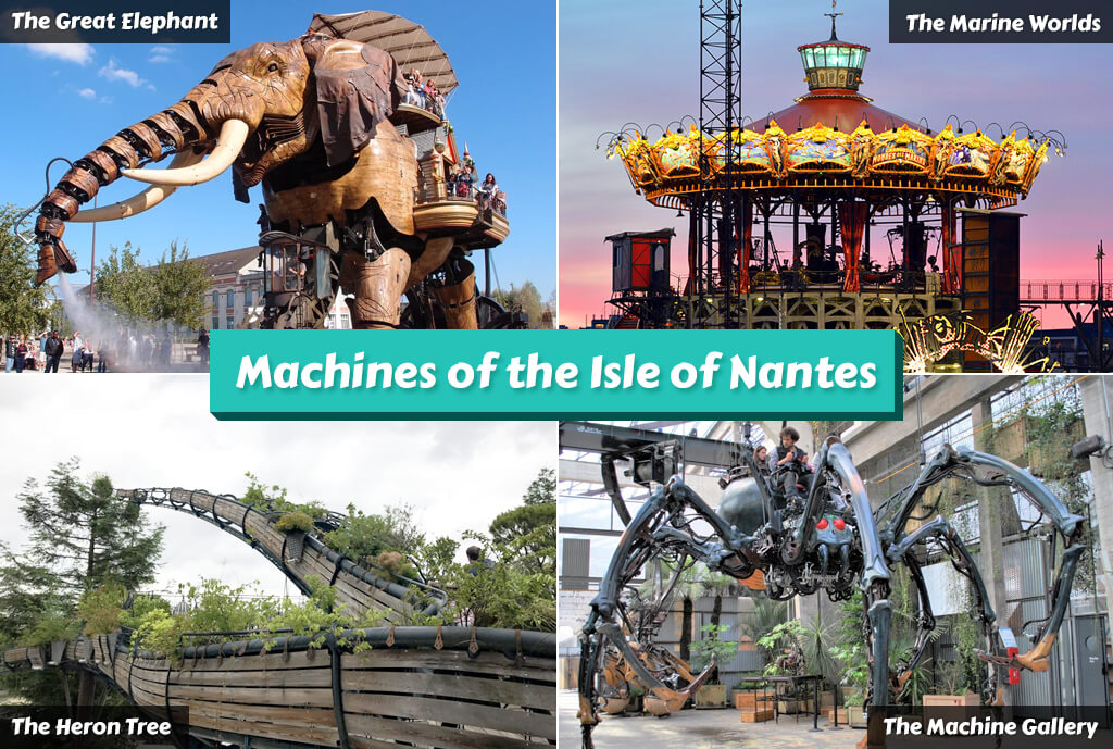 Machines of the Isle of Nantes Event , Tickets & Schedule