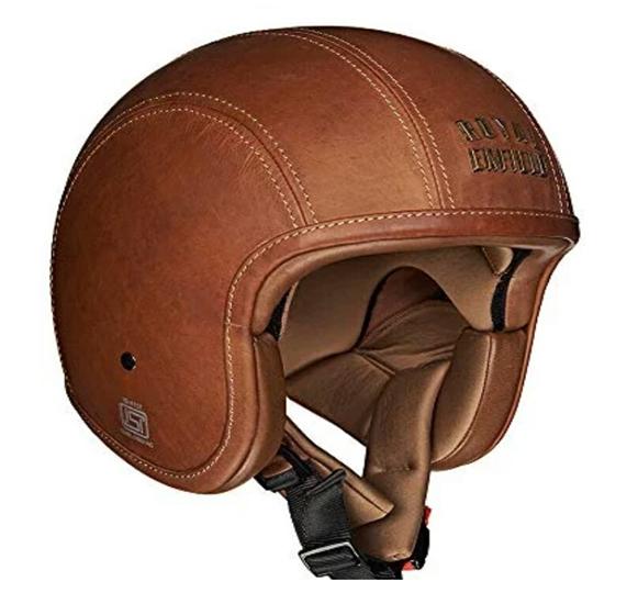 Royal Enfield Open Face Tan Helmet