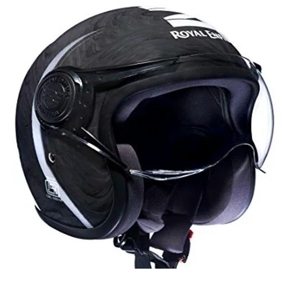 Royal Enfield Metamorph Open Face Helmet